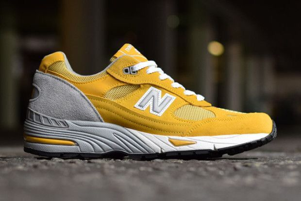 Pin on Sneakers: New Balance 991