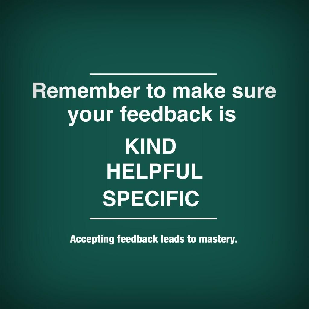 teachers practices for written feedback in nursing Editor's note: this text-based course is a written transcript of the live seminar,  in  reilly and ormann's text clinical teaching in nursing (1992), they  the  students also listed feedback as important as well as supervisor.