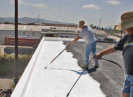 Looking For A Reliable Elastomeric Roof Coating Service Provider In Calgary Roof Coating Elastomeric Roof Coating Roof