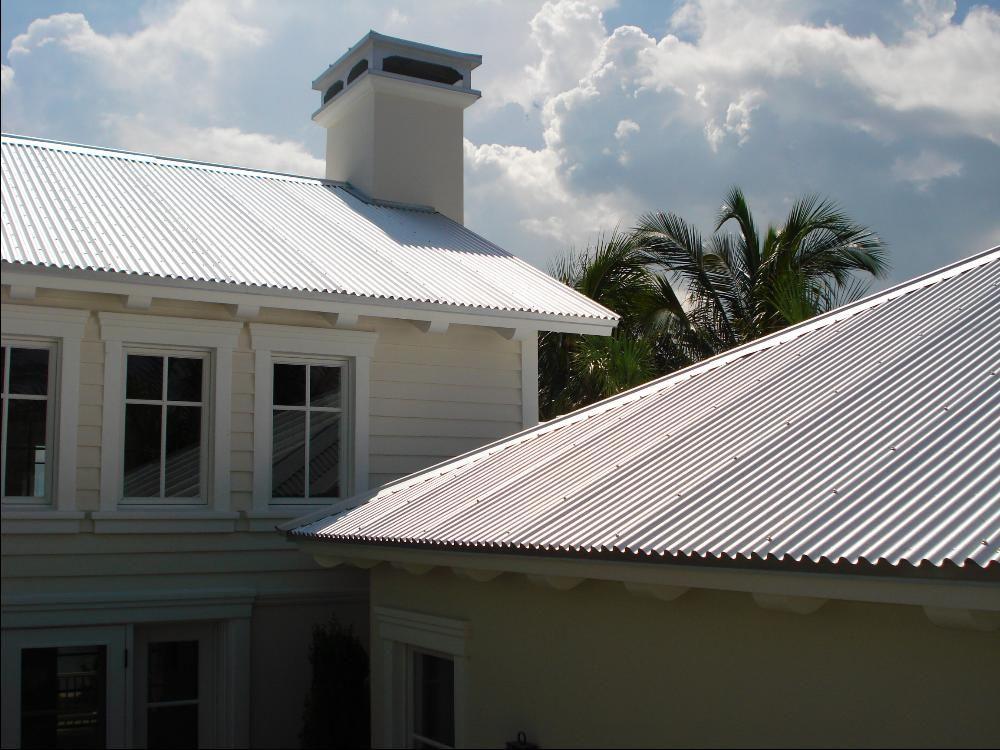 Modern Corrugated Metal Roof Homes Aluminum Roof Corrugated Metal Roof Residential Metal Roofing