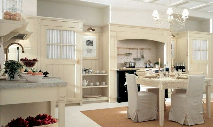 Italian country style kitchen revisited by Minacciolo KITCHEN