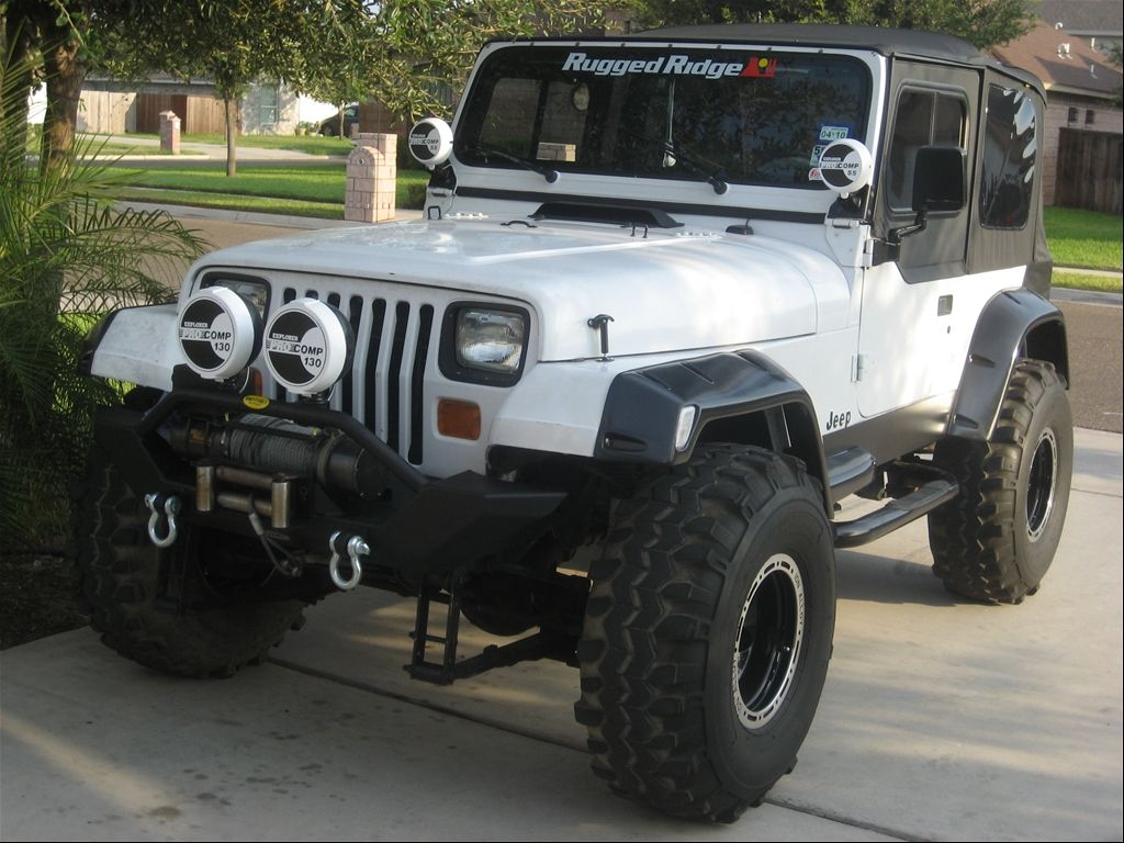 Jeep Wrangler Yj White Google Search Jeep Yj Jeep Wrangler Yj