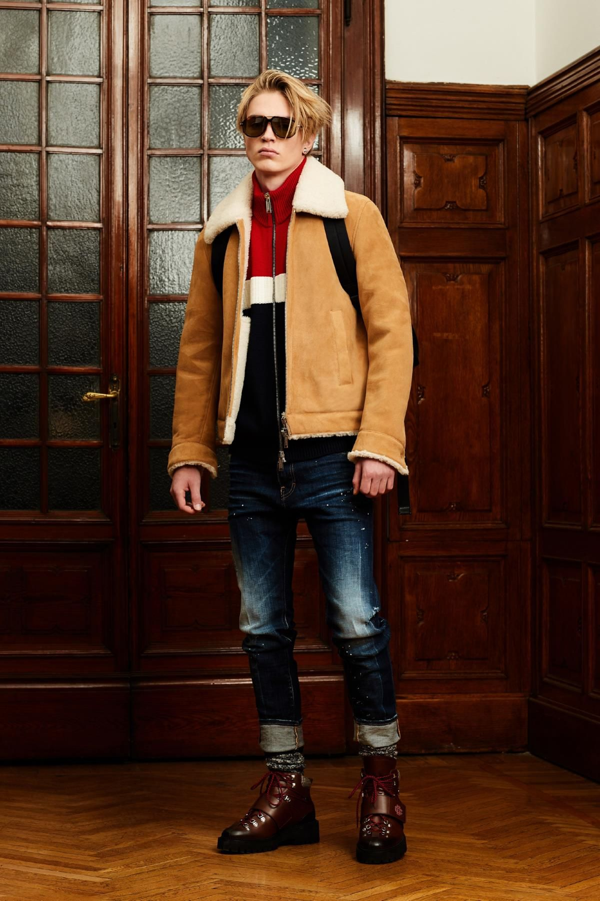 Dsquared2 Pre-Fall 2020 Collection | Mens fashion trends ...