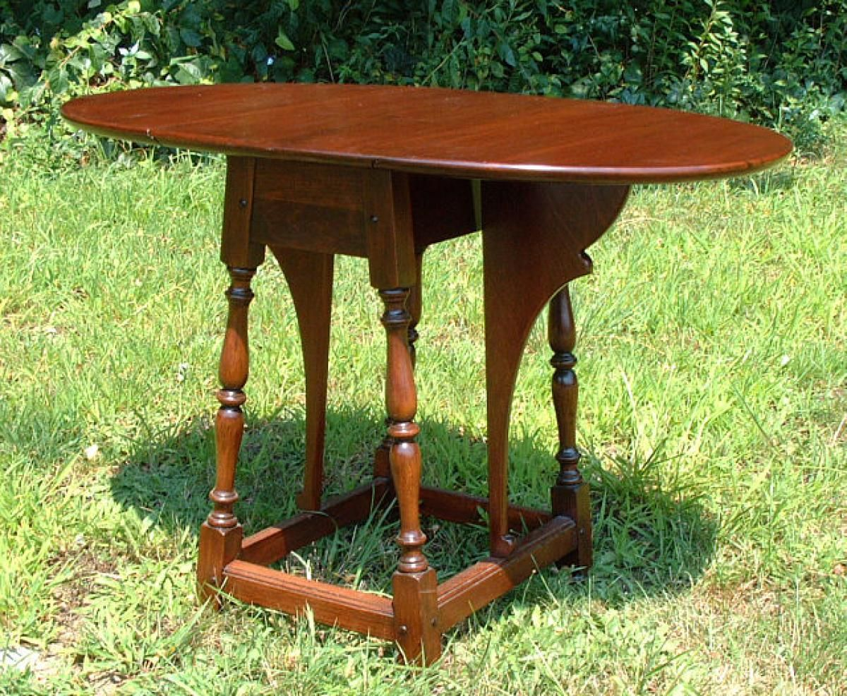 Vintage Mahogany Butterfly Drop Leaf Table Drop Leaf Table