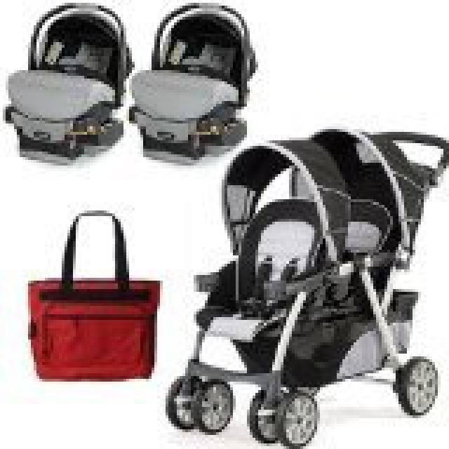 Travel System Double Strollers for Twins | Travel, Travel system ...