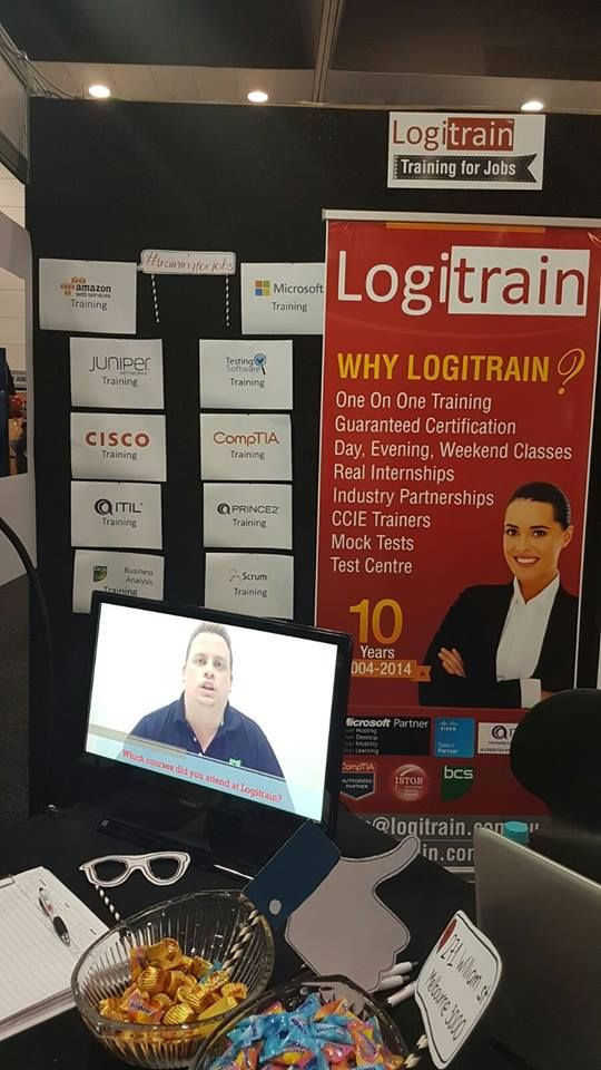 Logitrain Is The Leading Training And Certification Institute In