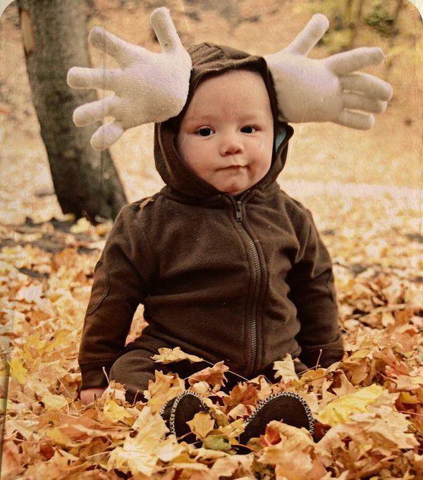 50+ Creative Homemade Halloween Costume Ideas for Kids Moose - do it yourself halloween costume ideas