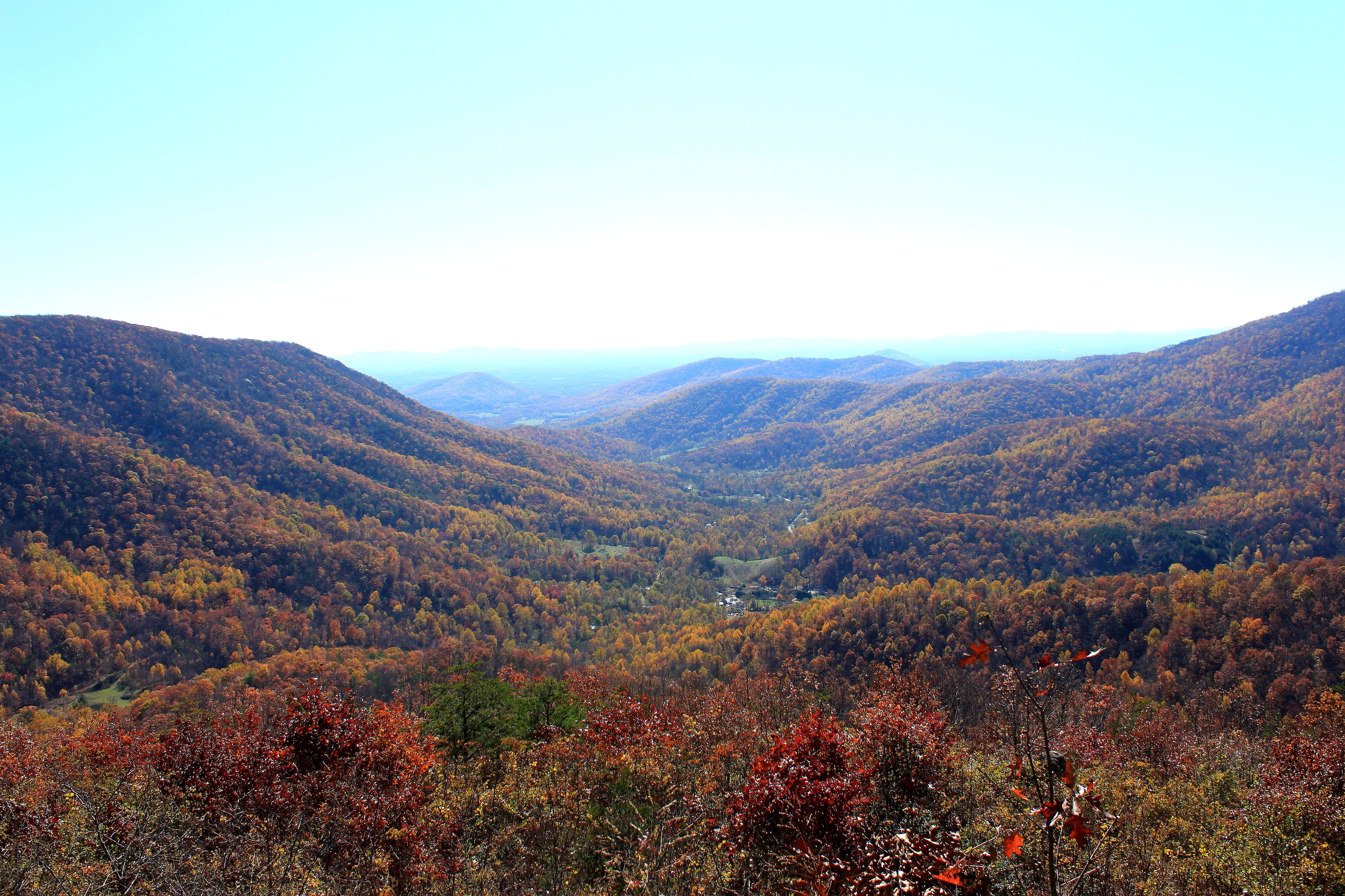 The Shenandoah Valley Is Both A Geographic Valley And