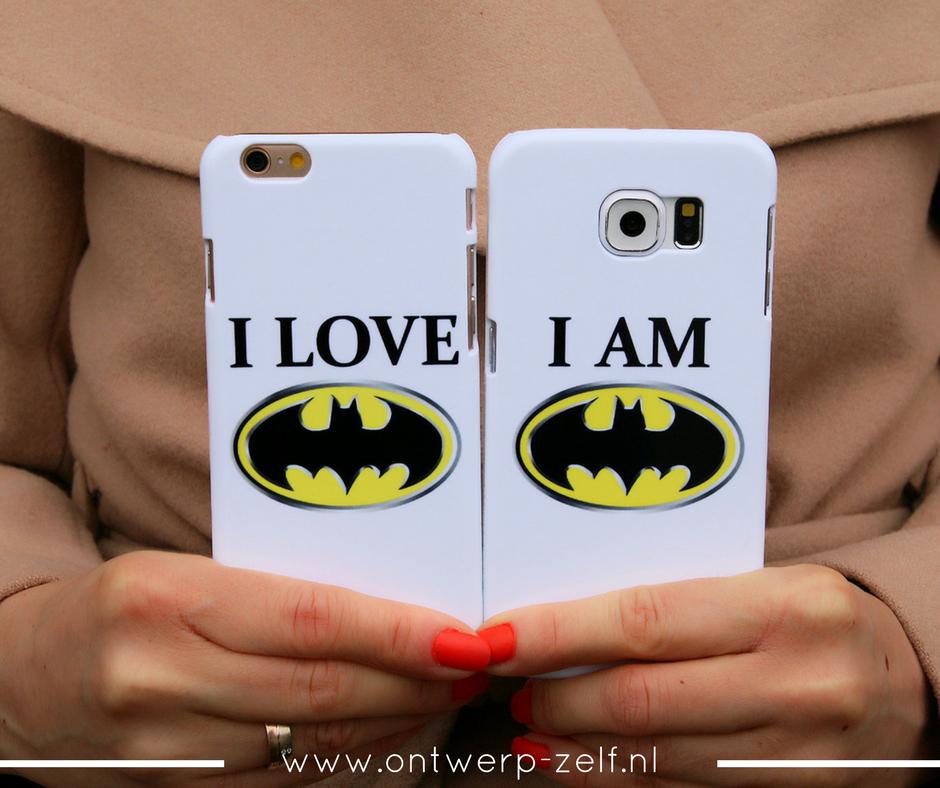 Cause I love Batman ... www.ontwerp-zelf.nl
