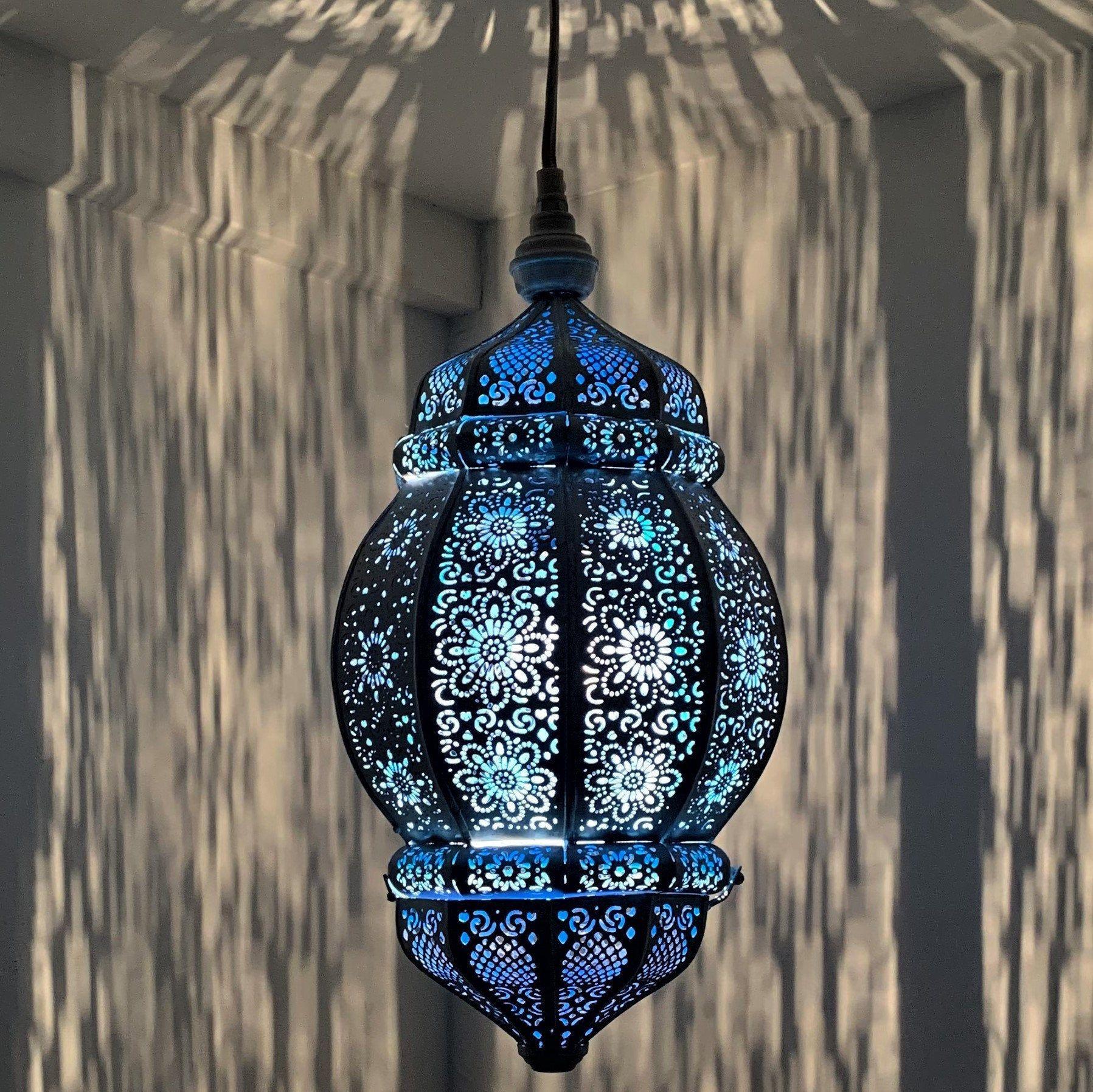 Moroccan Lantern Light