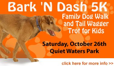 Kick Off The Barkin Bash With The New Bark N Dash 5k Www Aacounty Org Recparks Dog Walking Family Dogs Recreation