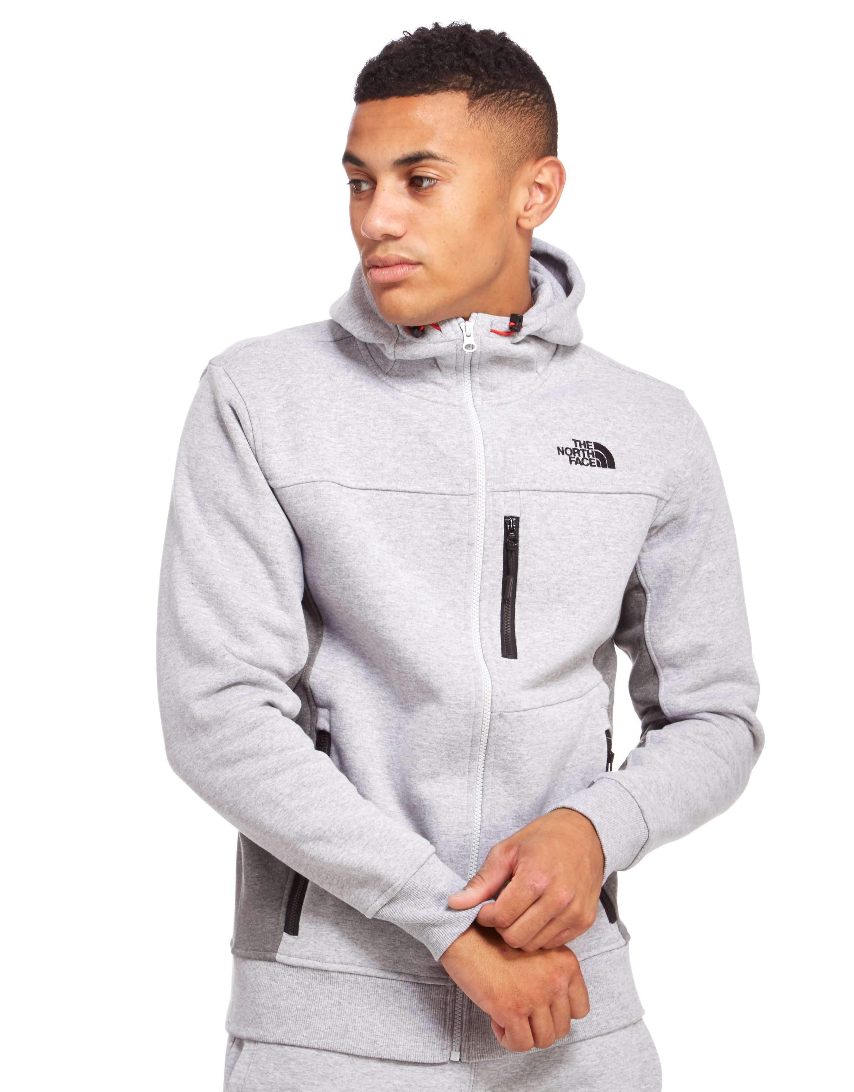 c238650b8 The North Face Mendoza Zip Up Hoody - Shop online for The North Face ...