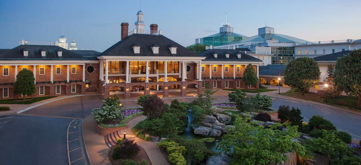 Welcome To The Spectacular Lord Opryland Resort Premier Hotel In Nashville Tn
