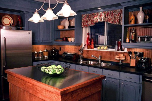 Awesome Painting Knotty Pine Cabinets