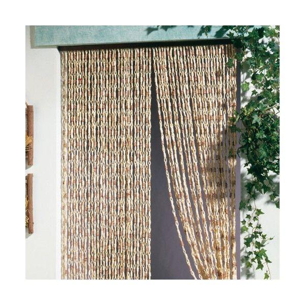 rideau de porte malaga torsades de mais