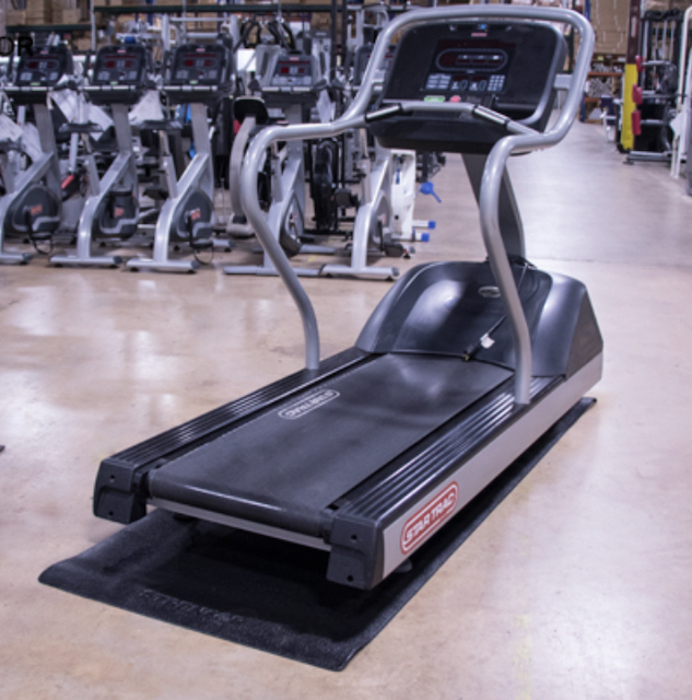 Vehicle Damage And Repair Treadmill Mat Treadmill Commercial Fitness Equipment