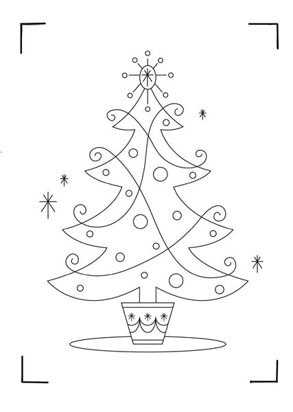 Darling Christmas Tree Stitcheries Pinterest Christmas