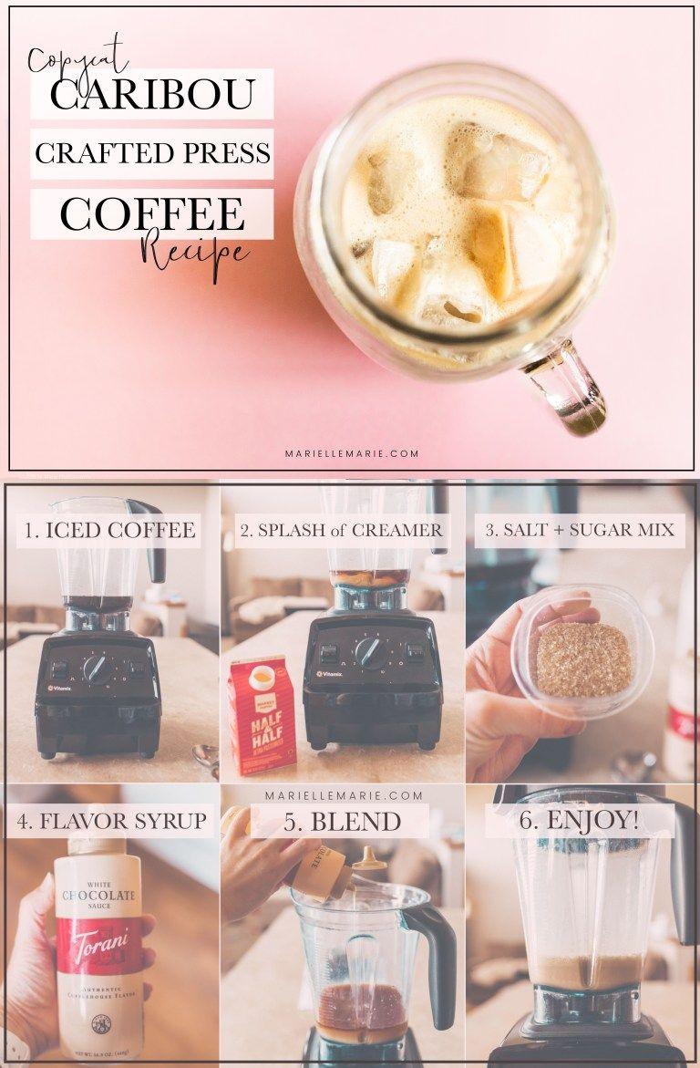 Caribou crafted press coffee copycat recipe caribou