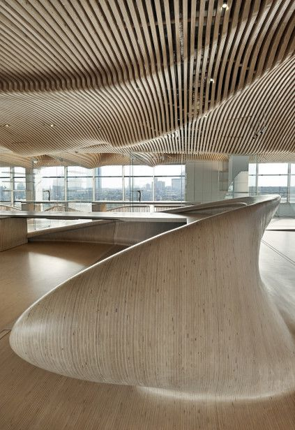putting place before products in office design pinterest 天井
