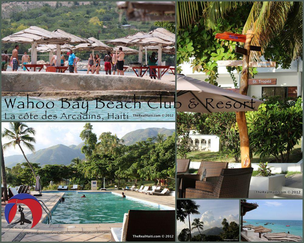 Wahoo Bay Beach Club And Resort In Haiti Everything Pinterest