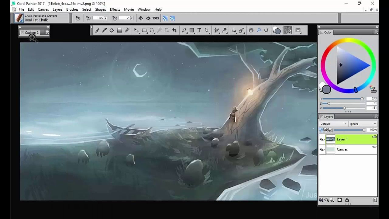 Getting started with Corel Painter - Setting Preferences