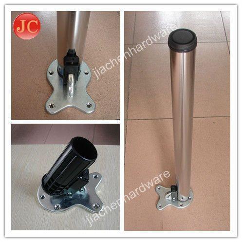 Folding Leg Adjustable Table Leg Buy Adjustable Height Folding