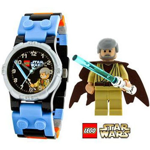 Lego Kids 9002939 Star Wars Obi Wan Watch Lego Star Wars Star Wars Kids Star Wars Obi Wan