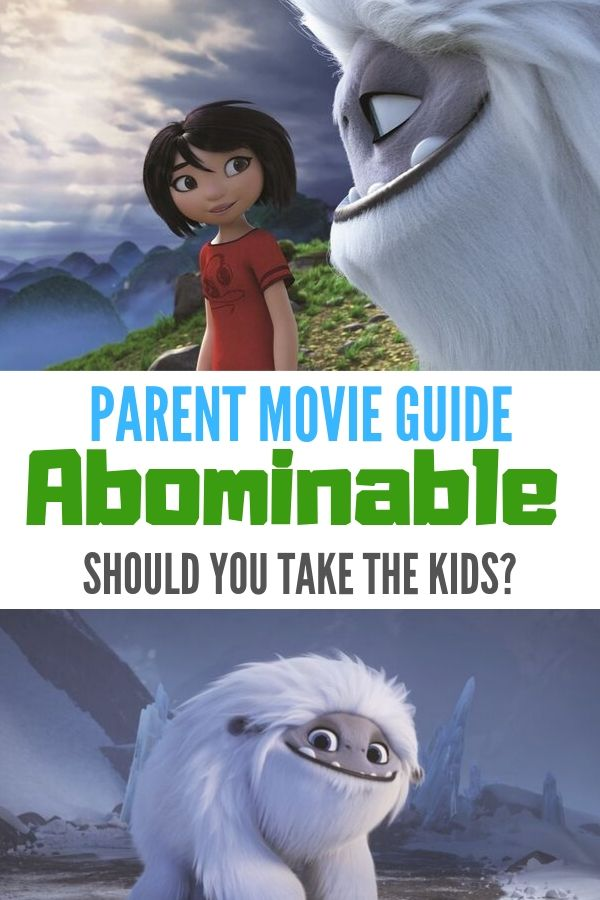 Abominable Parent Movie Review Parenting, Kids