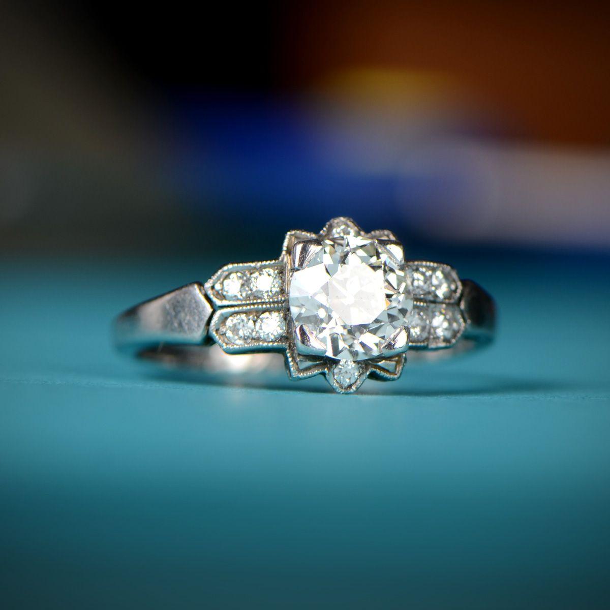 Engagement Rings Hobart: Vintage Engagement Rings