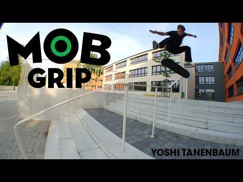 Yoshi Tanenbaum for MOB Grip