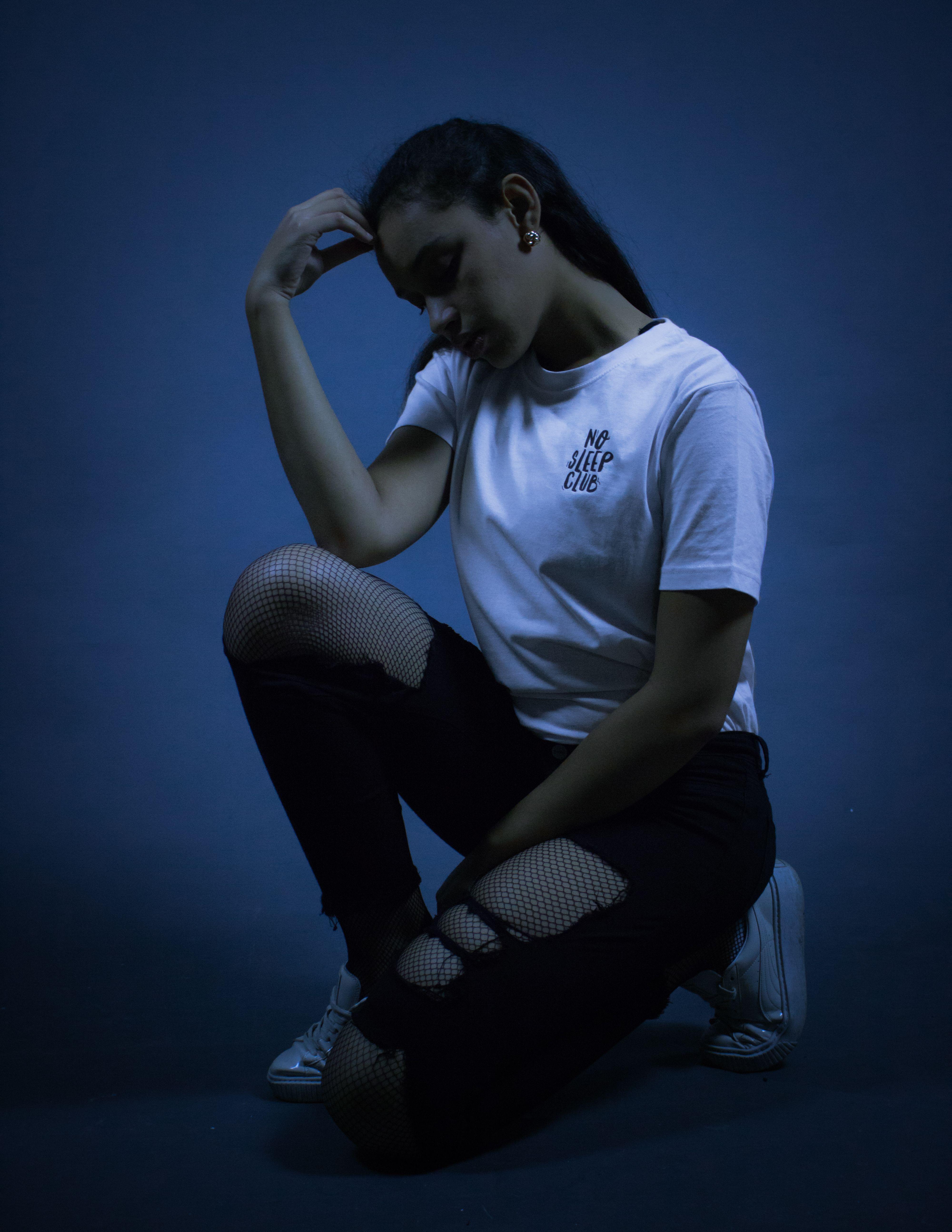 No Sleep Club T-Shirt 🌀🏴