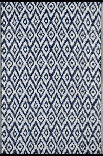 Indoor Outdoor Rug With A Beautiful Espero Design In Blue And White Colour Whiterugs Grey And White Rug Blue And White Rug White Rug