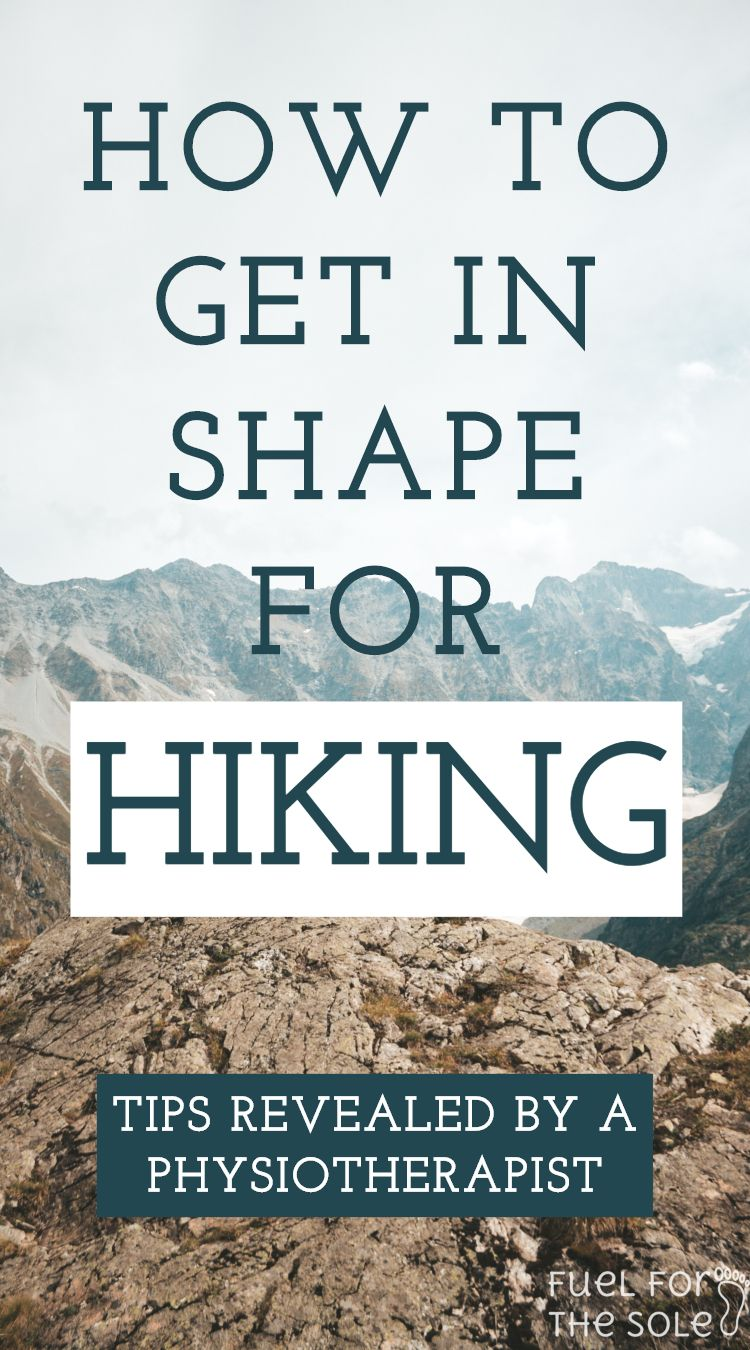 Physical Training & Tips for Long Thru Hikes & Backpacking Trips & Travel Prepare Fuelforthesole.com #hikingtrails