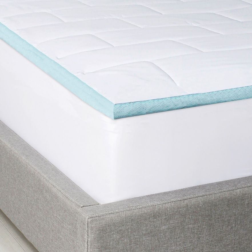 Sealy Elite Airflow Cooling Mattress Pad White Full In 2020