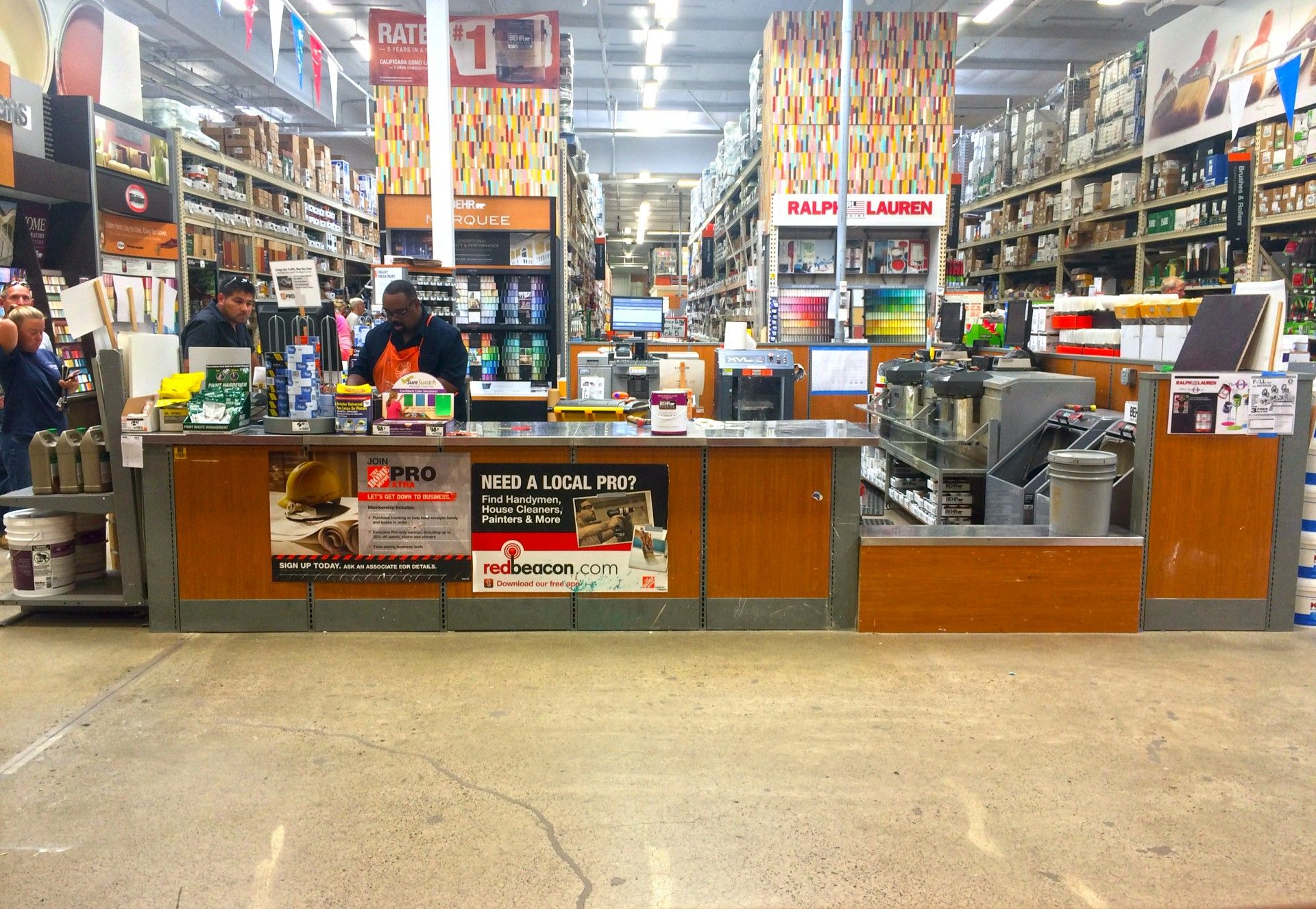 Home Depot Paints Store Design   Google Search