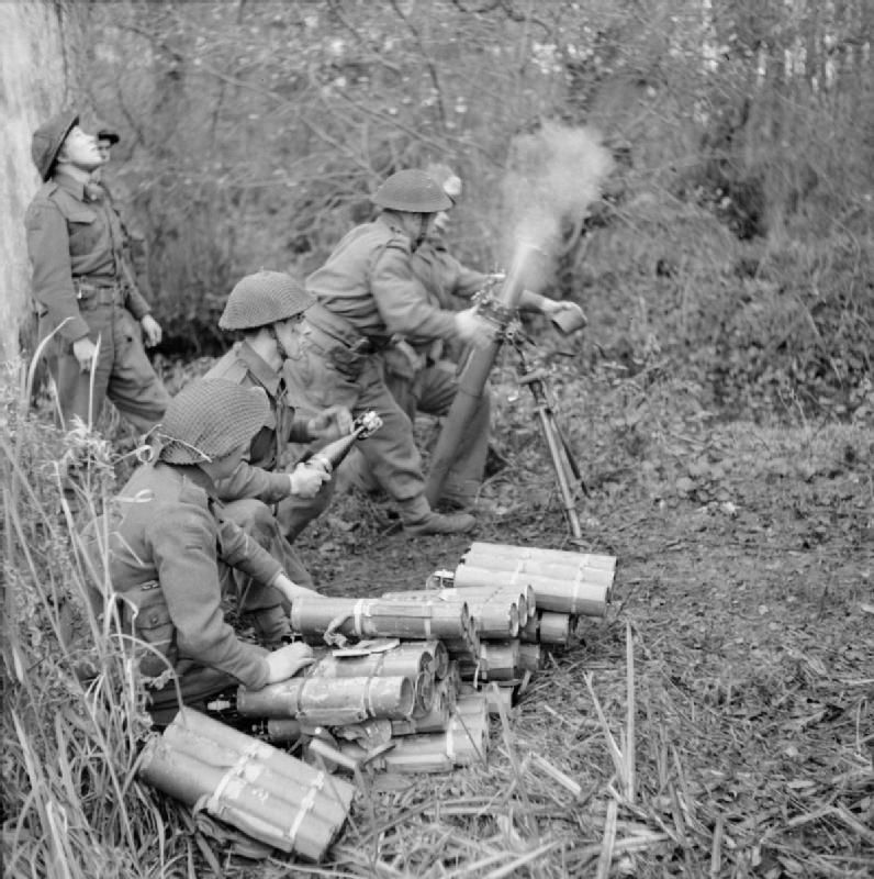 Battle training in the far north of Britain   Wwii history, Battle,  Military pictures