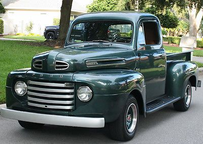 Ebay 1950 Ford F 100 Original Older Restoration Originalflathead