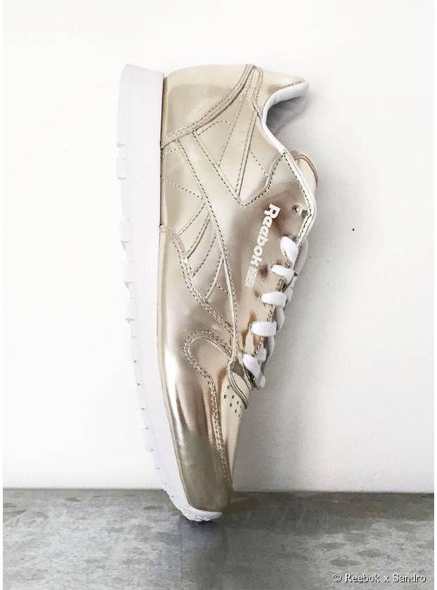 Reebok x Sandro Classic Leather | Basketsneakers