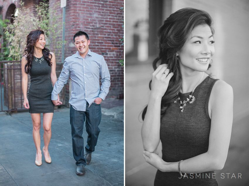Pasadena Engagement : Christin  and  Brian - Jasmine Star Blog