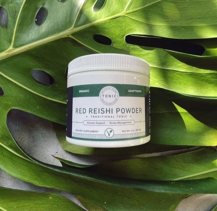 28+ Have you tried our organic Red Reishi powder 🍄