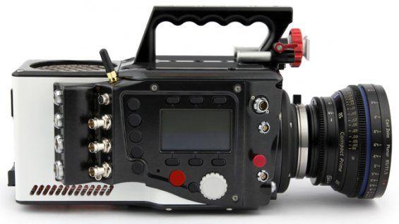 Nab Phantom Camera Gets 4k Capabilities Cinema Camera Camera Cool Technology