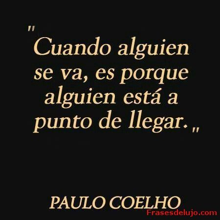 Frases De Despedida De Paulo Coelho Frases Paulo