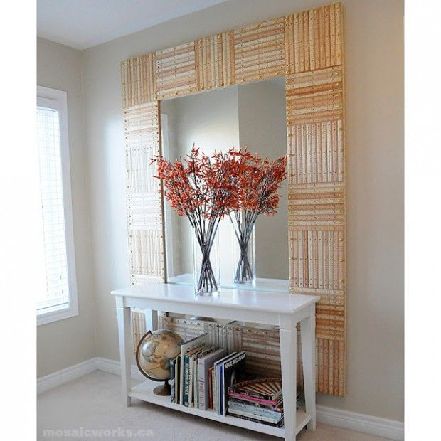 20 Gorgeous Diy Mirror Ideas For Your Home Mirror Frame Diy Diy Mirror Mirror Decor