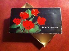 Vintage Black Magic Chocolate Box C1960s Black Magic