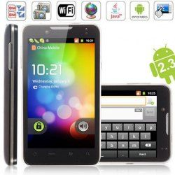 My Phone.... Cheap T9199 WCDMA+GSM Dual Cards with Android 2.3 Wifi GPS Capacitive Touch Screen 3G Smart Phone Coffee (BLACK)   Everbuying.com