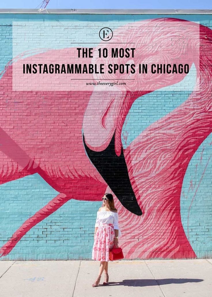The 10 Most Instagrammable Spots In Chicago Chicago Vacation Places In Chicago Chicago Travel