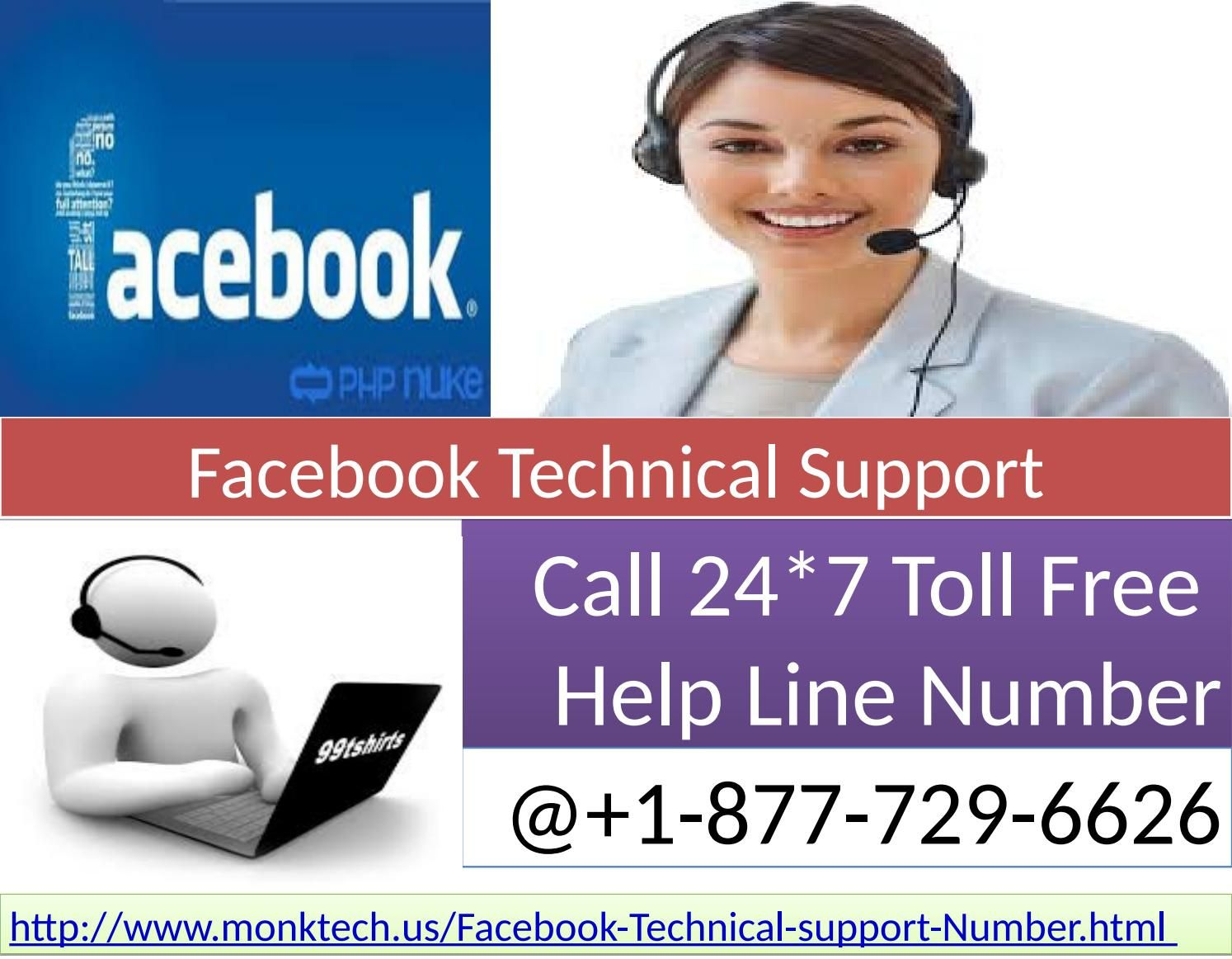 Facebook Technical Support for Facebook Related Problems