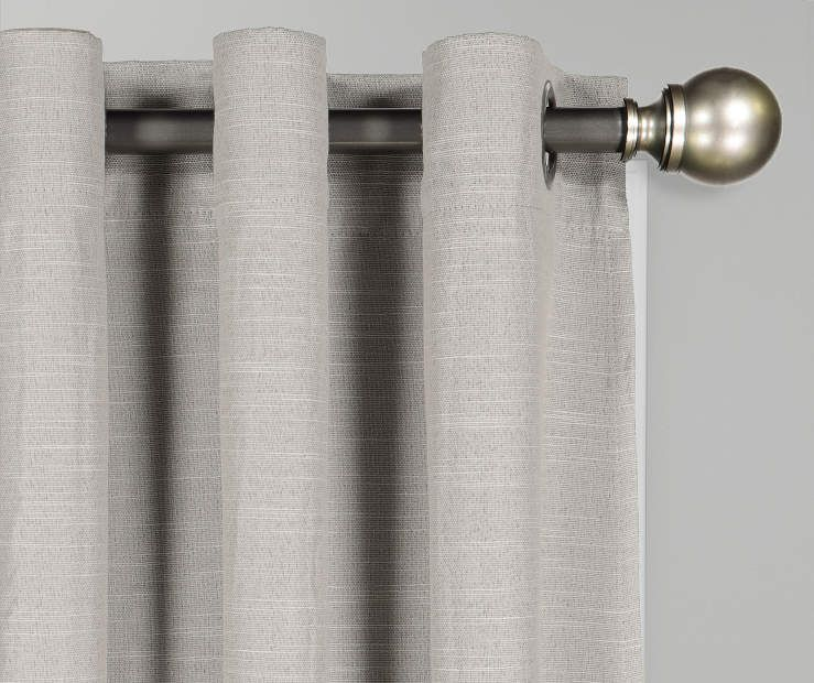 Aprima Aprima Oswego Blackout Curtain Panel Pairs Big Lots Panel Curtains Blackout Curtains Curtains