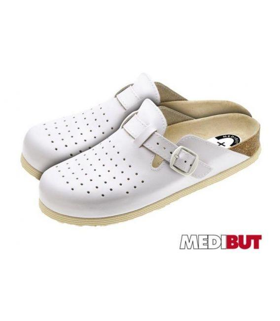 Obuwie Antyposlizgowe Bmklakordz Buty Profilaktyczne Klapki Obuwie Robocze I Ochronne Bezpieczenstwo Bhp Shoes Sandals Fashion