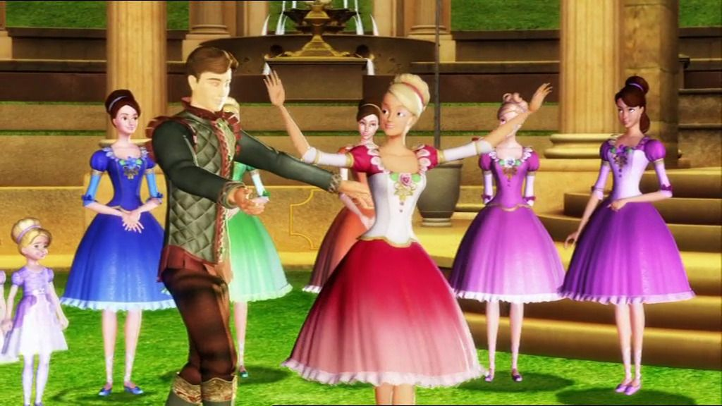 barbie in 12 dancing princesses full movie instmank